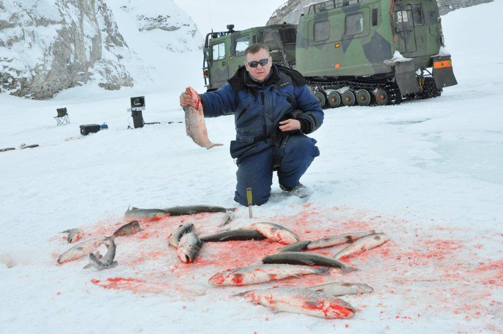 усогорск рыбалка