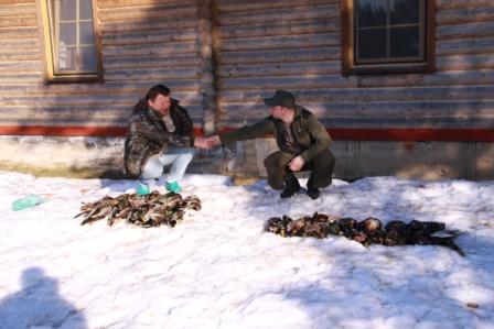 алтайский край общество охотников и рыболовов